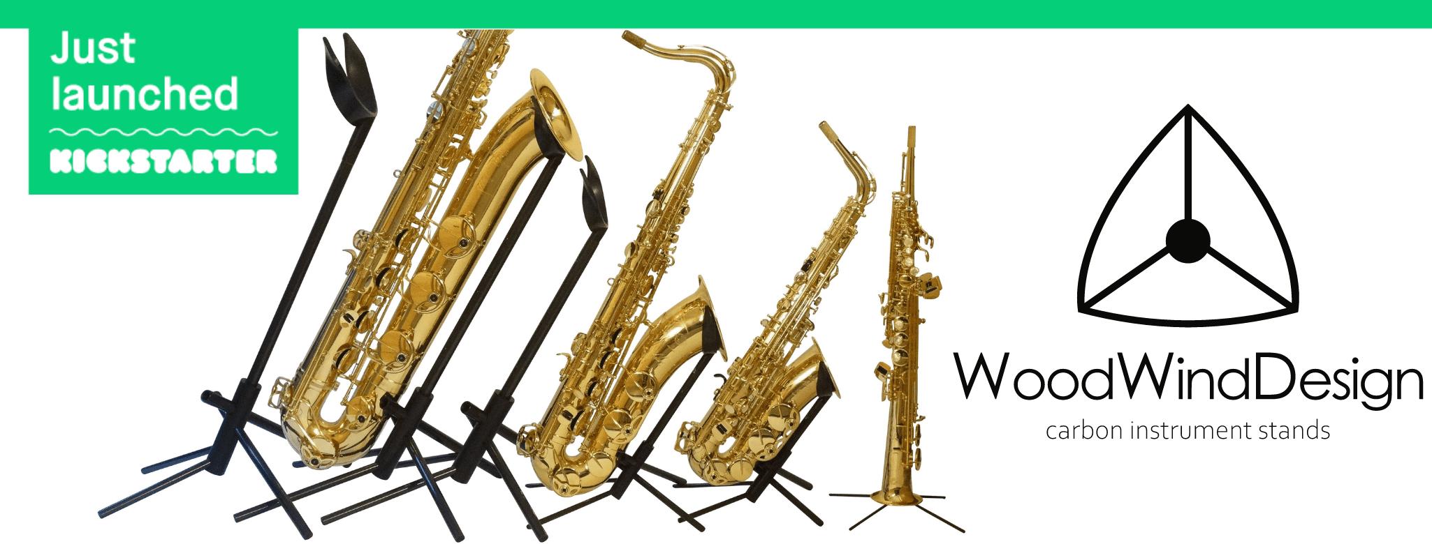 WoodWindDesign Kickstarter banner